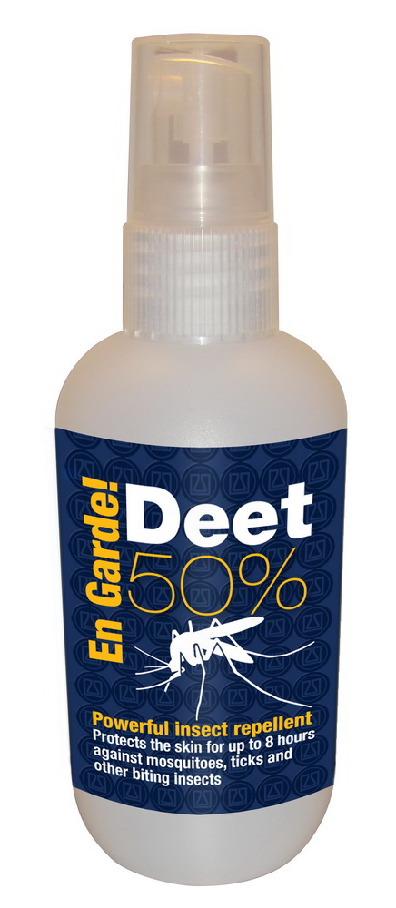 50 deet spray