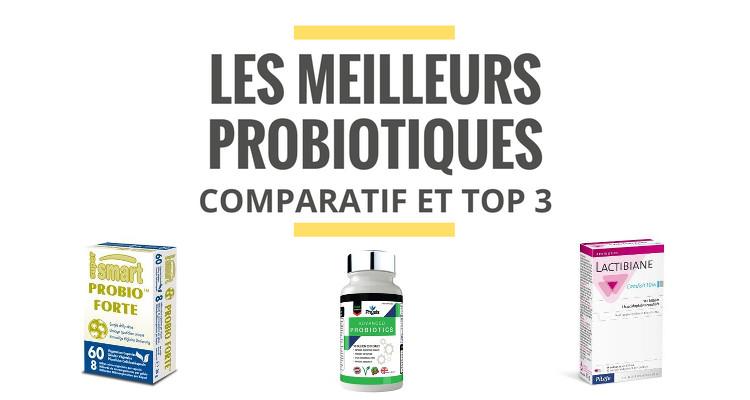 achat probiotique