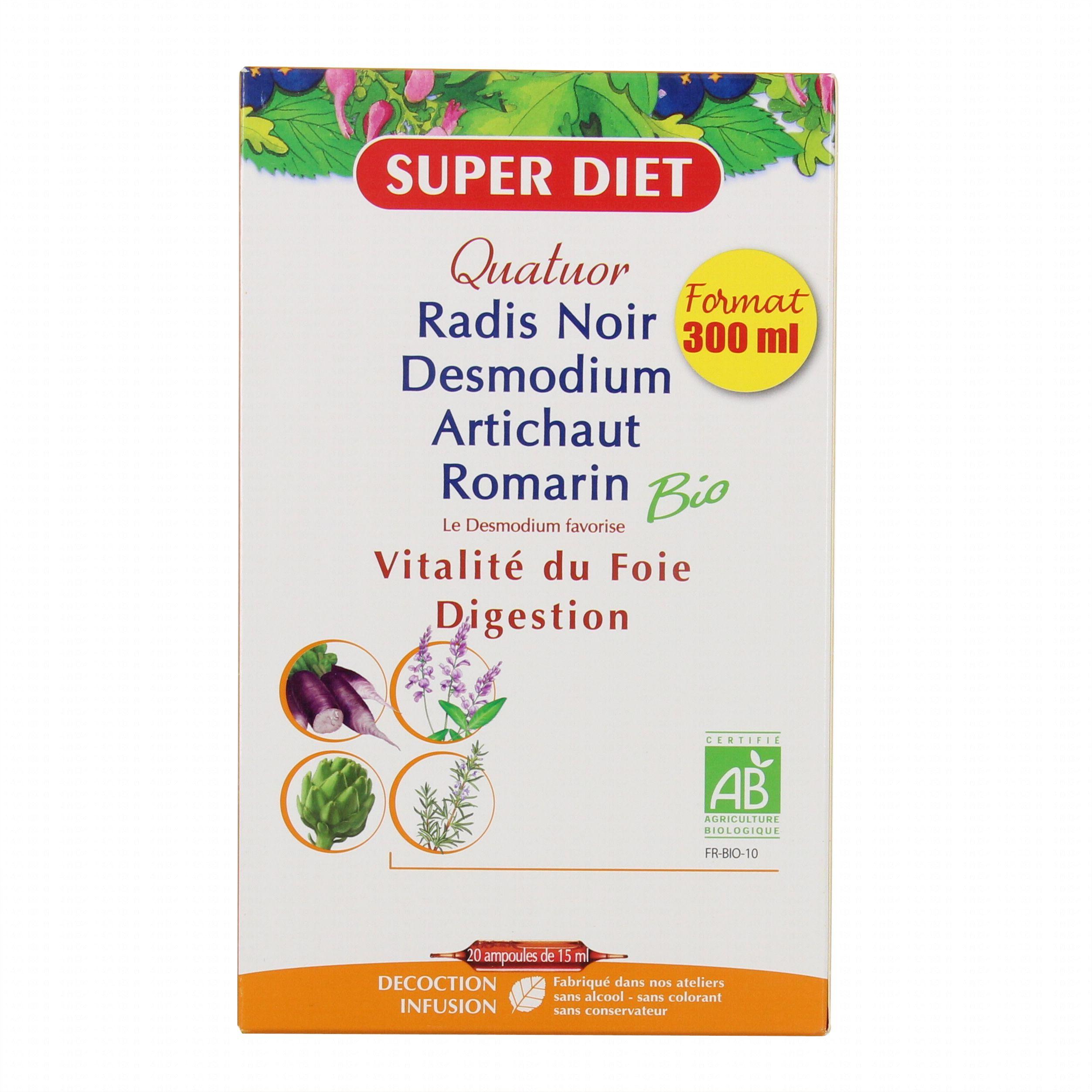 ampoule super diet