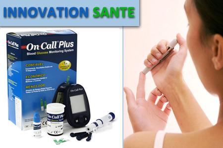 appareil controle diabete prix