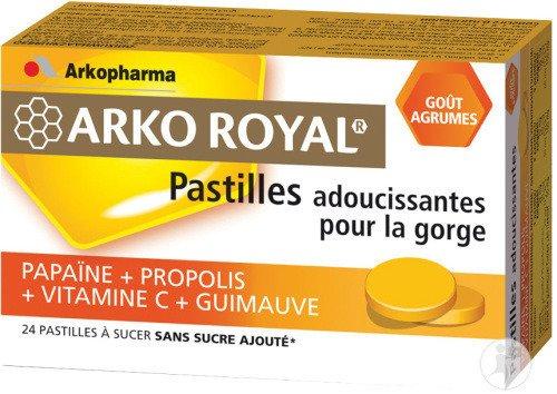 arko royal pastilles propolis