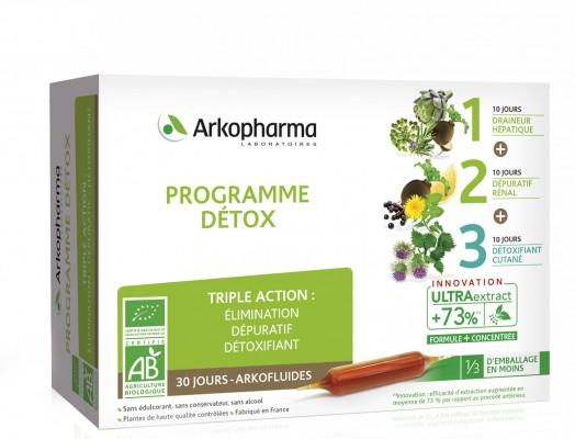 arkofluides detox