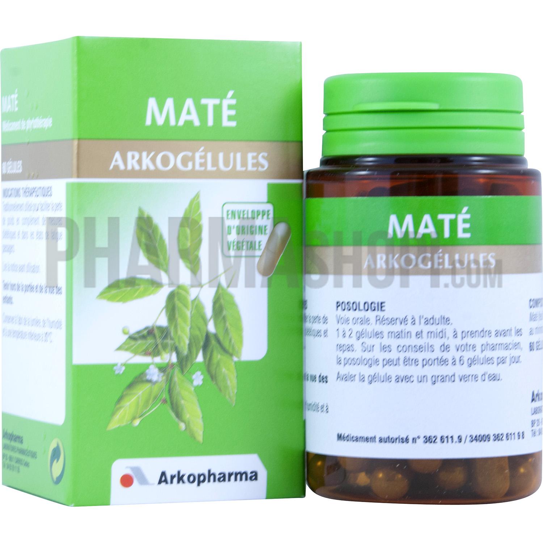 arkogelules mate