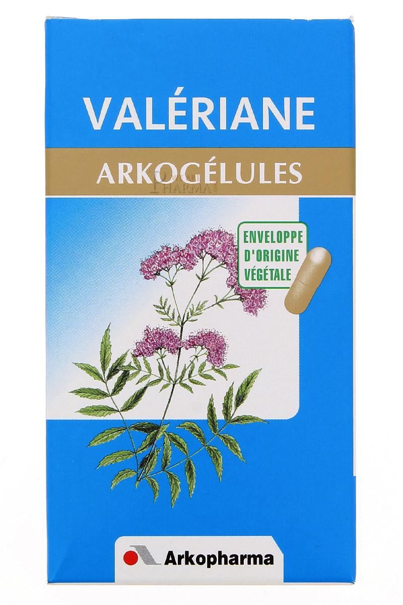 arkogelules valeriane