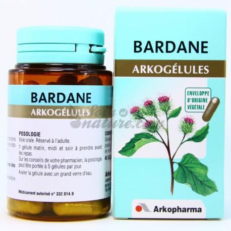bardane pharmacie