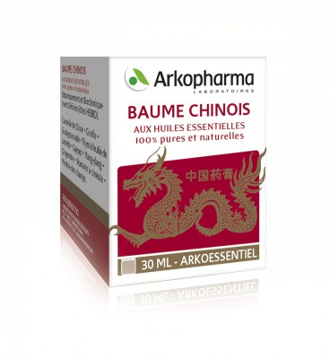 baume chinois arko