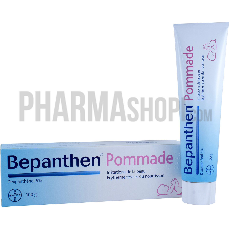 bepanthen pommade eczema
