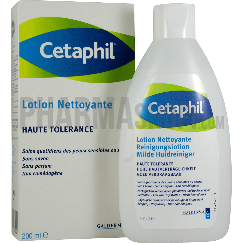 cetaphil lotion nettoyante