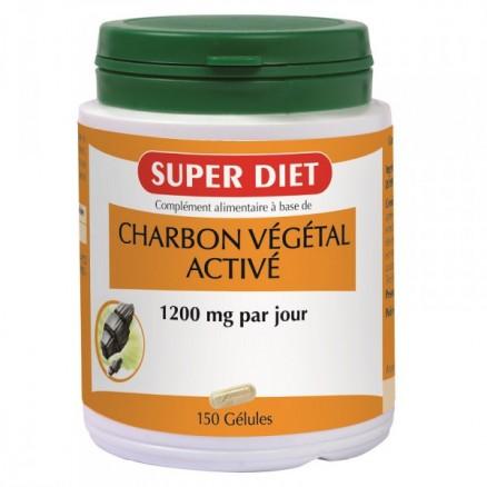 charbon vegetal active super diet