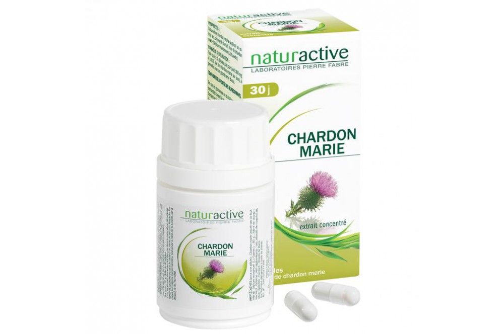 chardon marie en pharmacie