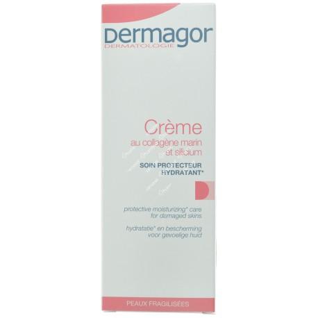 creme dermagor au collagene et silicium