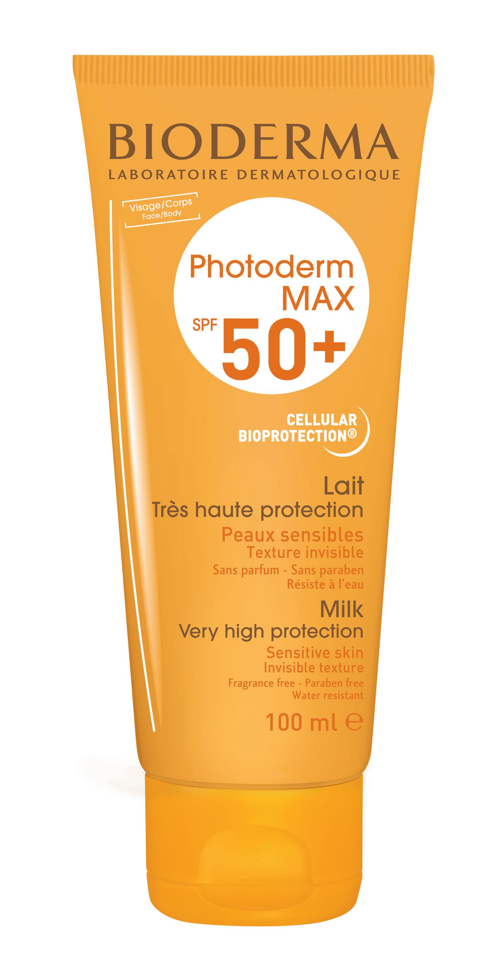 creme solaire photoderm
