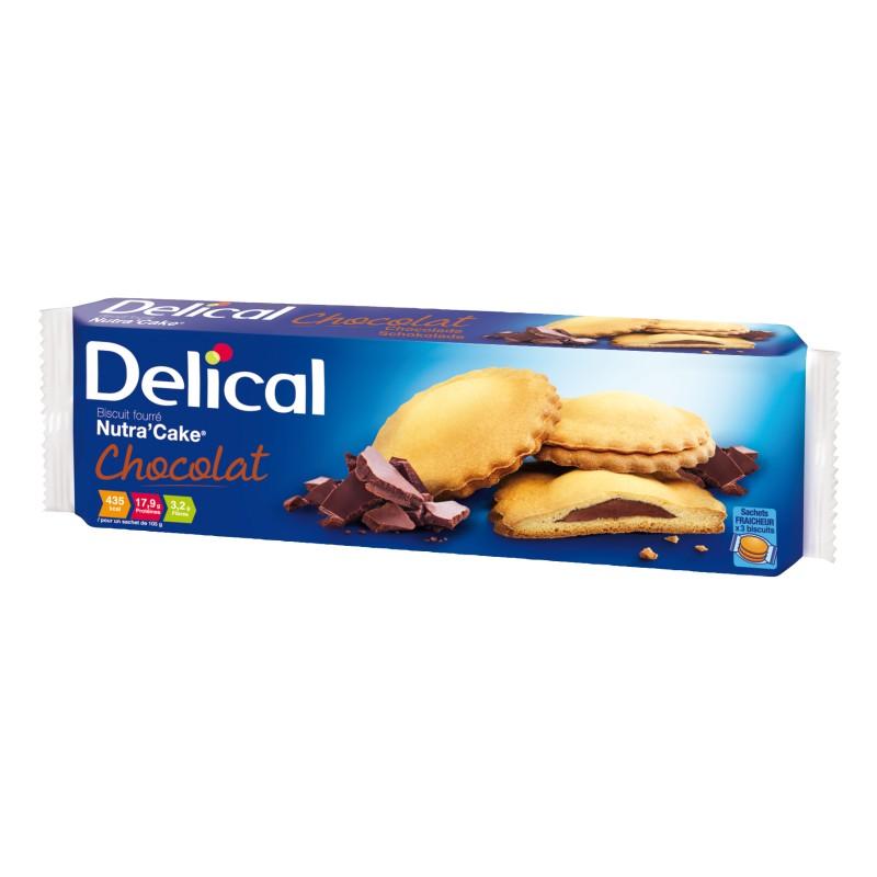 Delical Nutra Cake Chocolat