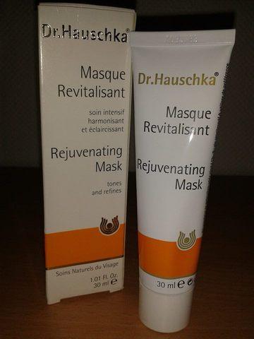 dr hauschka masque revitalisant