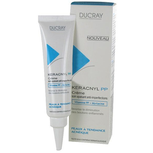ducray keracnyl pp cream