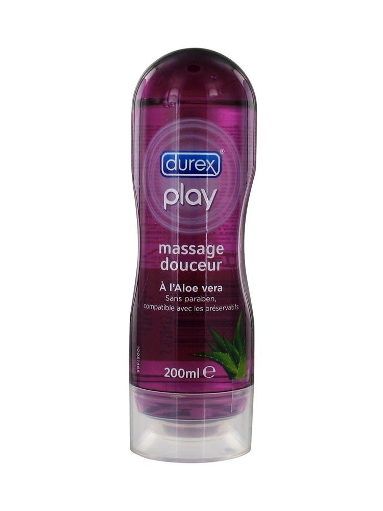 durex play massage avis