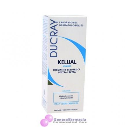 emulsion kelual de ducray