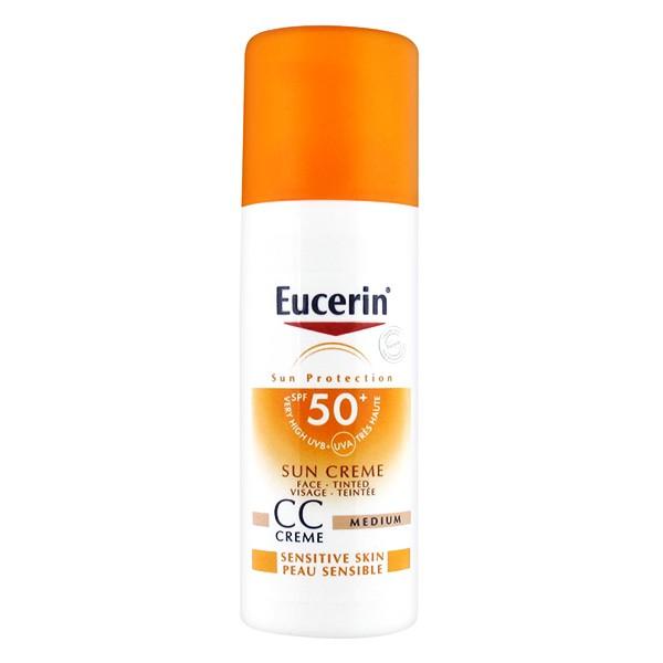 eucerin cc creme