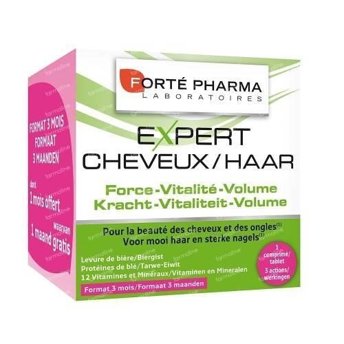 forte pharma expert cheveux