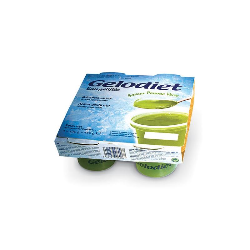 gelodiet eau gelifiee