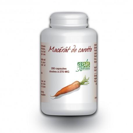 gelule carotte