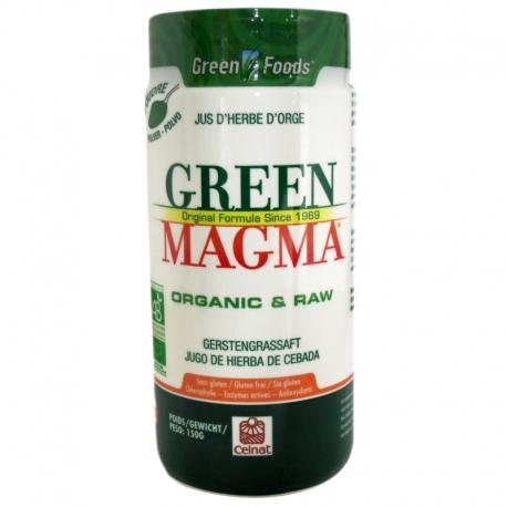 green magma poudre