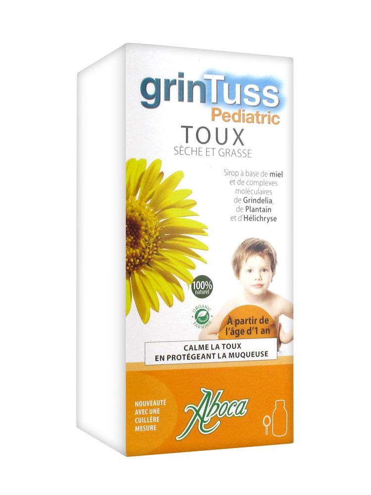 grintuss pediatric