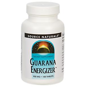 guarana vitamin