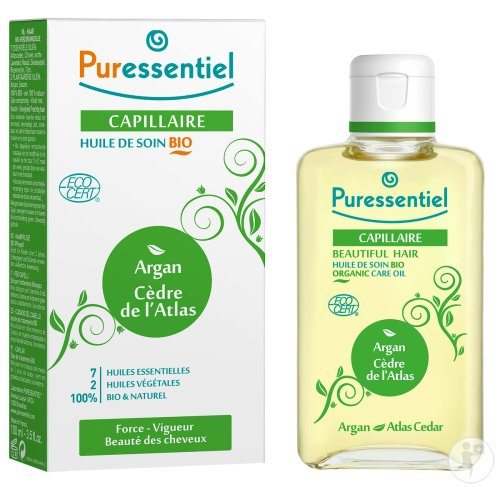 huile capillaire puressentiel