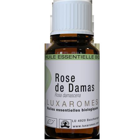 huile essentielle rose de damas prix