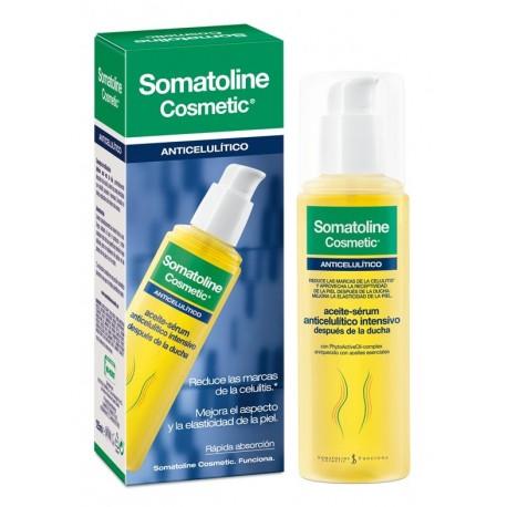huile serum anticellulite intensive apres la douche