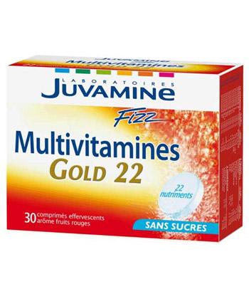 juvamine gold 22