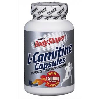 l carnitine capsules weider
