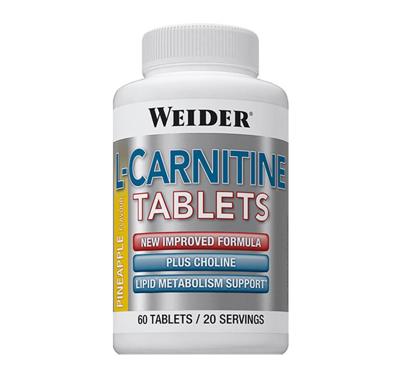 l carnitine weider