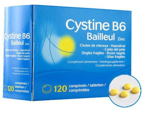 l cystine b6