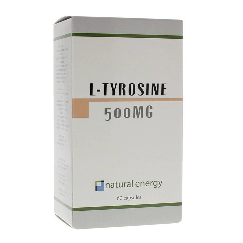 l tyrosine pharmacie