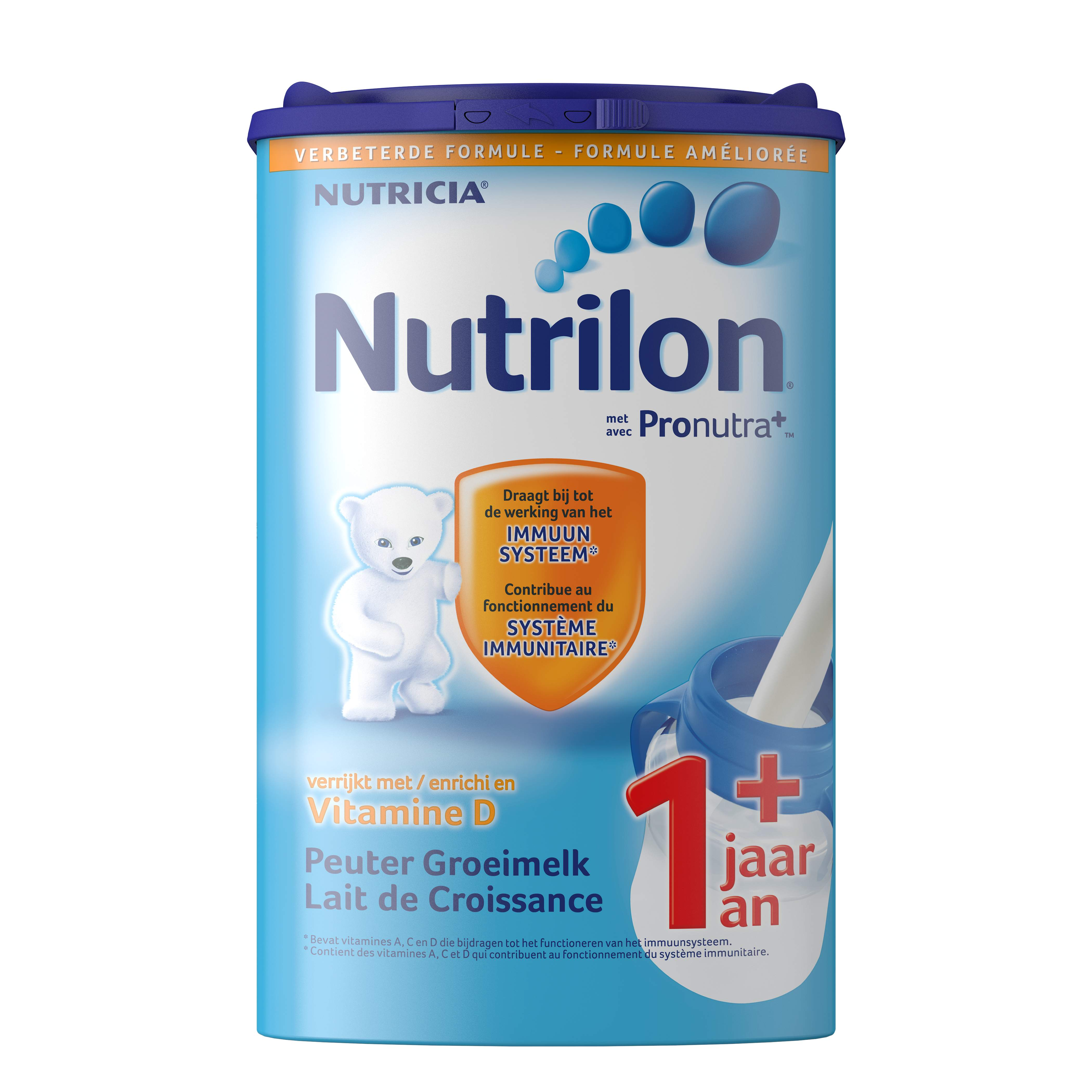 lait de croissance nutrilon