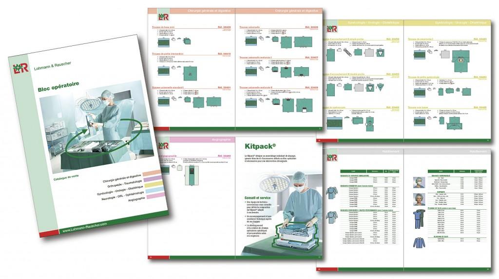lohmann rauscher catalogue