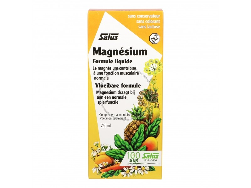 magnesium liquide salus
