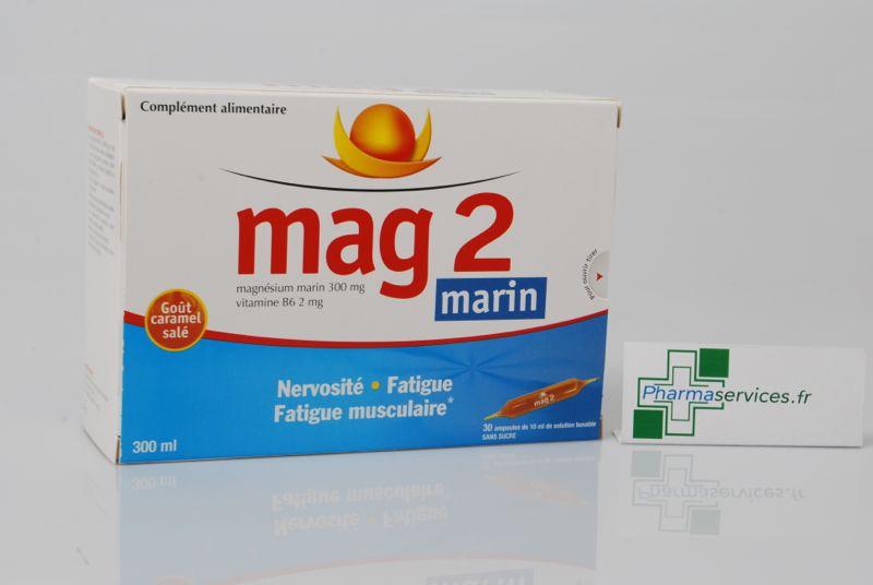 magnesium pharmacie prix