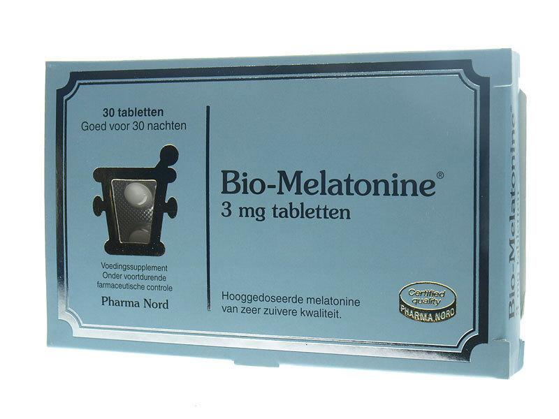 melatonine bio