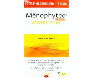 menophytea ventre plat