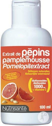 nutrisante extrait de pepins de pamplemousse