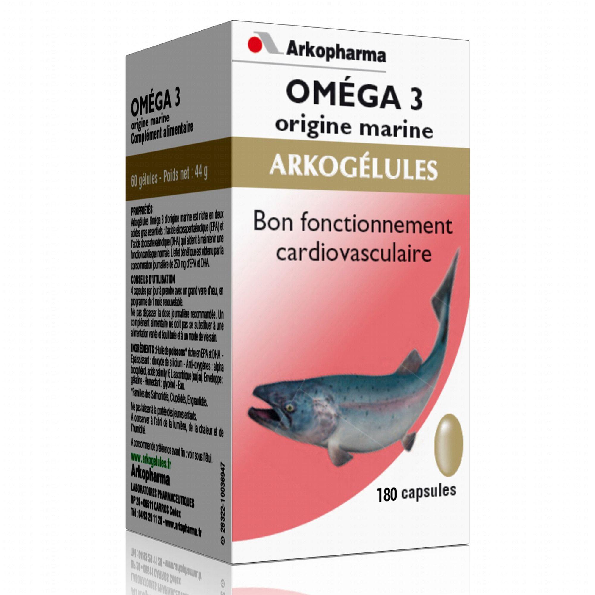 omega 3 arkopharma