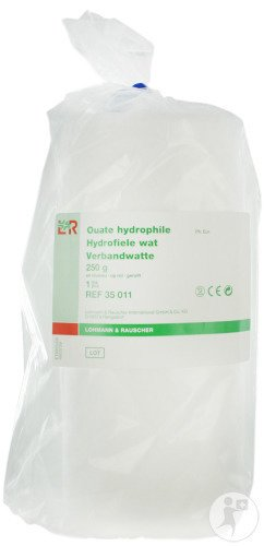 ouate hydrophile