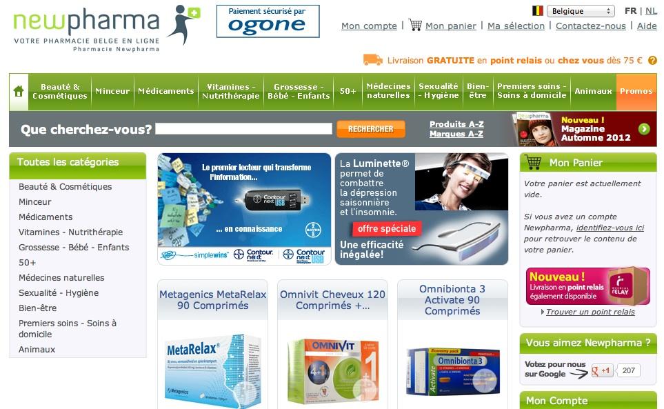 Pharmacie en ligne france pas cher