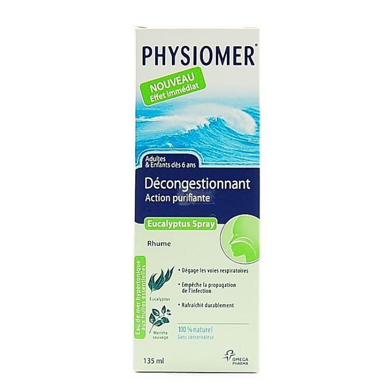 physiomer et grossesse