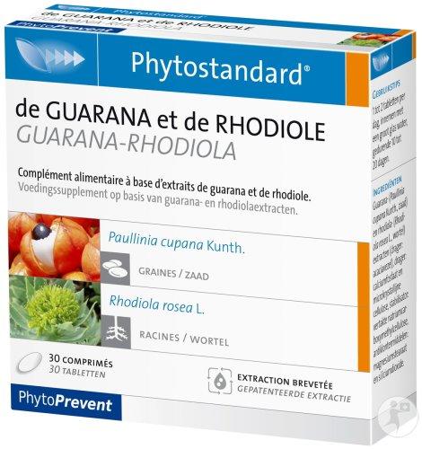 pileje guarana rhodiole