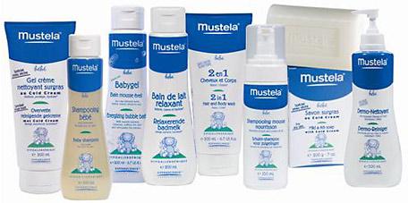 prix produit mustela