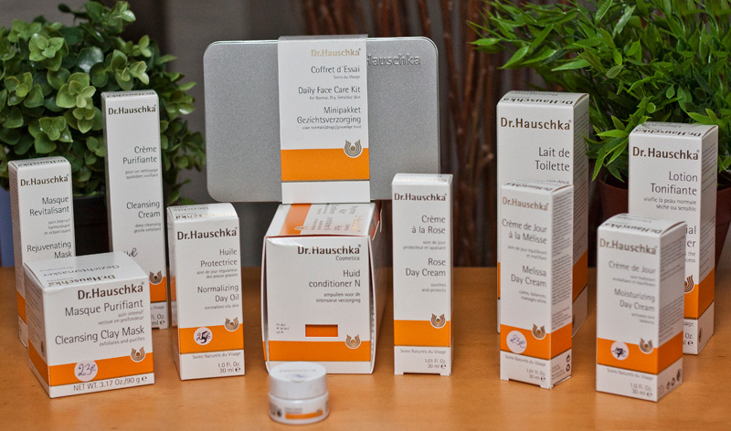 produits dr hauschka